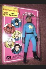 Harbert MEGO 1975 Mr FANTASTIC 4 FOUR Action Figure WGSH Italian Doll Toy