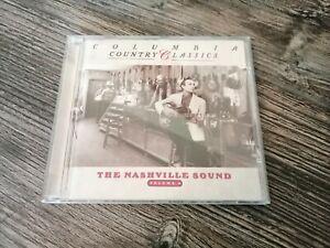 Columbia Country Classics Vol. 4 - Nashville Sound - CD (1990) 19,000 feedback