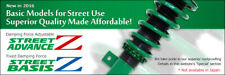 TEIN Street Advance Z Coilovers for Honda Prelude (BB6) 2Dr, 4Cyl, incl 4WS