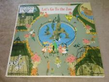 Let's Go To The Zoo LP Vocalion Robert Kerns As Mr MacAdoo Children's Hour Orch