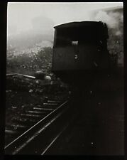 Glass Magic Lantern Slide TRAIN NO3 AT PILATUS TOP C1910 PHOTO SWITZERLAND
