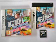 Cop The Recruit Jeu Nintendo Ds Dsi 2DS 3DS Ubisoft Avec Boite Et Notice