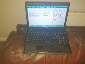 Toshiba Satellite C660 Laptop Spares Or Repairs