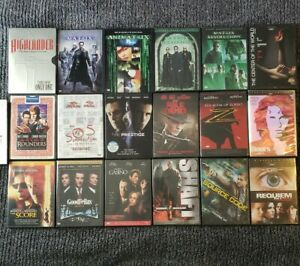 DVD LOT - Drama, Sci-Fi, Action - 19 DVDs Total