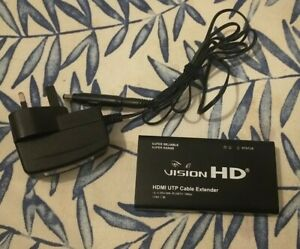 Vision HD HDMI UTP cable extender - 1080P