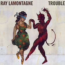 RAY LAMONTAGNE ( NEW SEALED CD ) TROUBLE