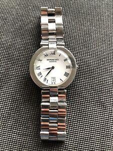 Men's Raymond Weil Geneve Wristwatch