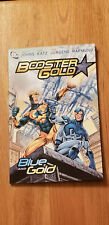 BOOSTER GOLD: BLUE AND GOLD VOL 2 BY JOHNS & KATZ~ DC TPB NEW