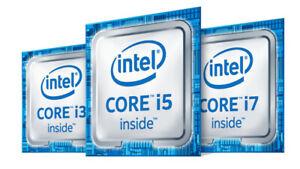 Intel CPU Pentium Xeon / i3 / i5 / i7 LGA 1366 / 1156 / 1155 / 1150 / 775