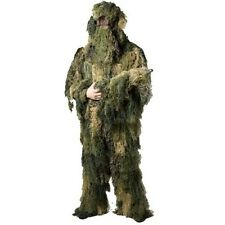 Suit Ghillie Suit antifire Woodland, Paintball-NUOVO MILT-TEC 11962020 AIRSOFT