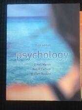 Psychology, G Neil Martin 3rd Edition