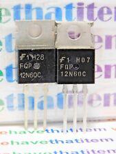 FQP12N60C / MOSFET / TO220 / 2 PIECES (qzty)