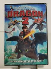How To Train Your Dragon 2 (DVD, 2014) Best Animated Picture - New Sealed