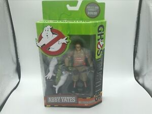 GHOSTBUSTERS  ABBY YATES  ACTION FIGURE  WITH ROWAN ARMS  MATTEL 2016  BNIB