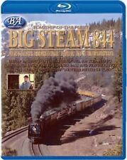 Big Steam 844 Bluray Feather River, Donner Pass UP
