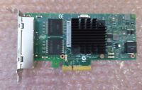 Sun Oracle 7048474 Quad Port Gigabit Ethernet PCI-E Low Profile Network Adapter