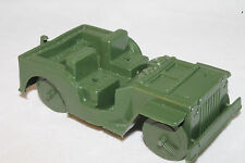 1960's Playset Army Jeep