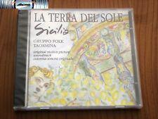 Gruppo Folk Taormina - La terra del sole Sicilia CD S/S