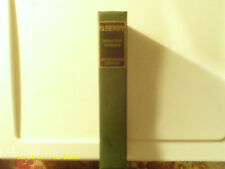 Rolling Stones by O. Henry 1917 Authorized Edition Hardcover