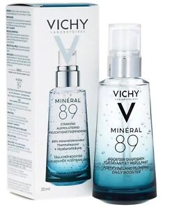 Vichy Mineral 89 Serum Skin Treatment Face Moisturizer Hyaluronic Acid Booster