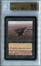Sinkhole (Alpha) - BGS GEM MINT 9.5 (w/10 sub) MTG *CCGHouse* Magic
