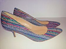 KURT GEIGER Multicolored Pumps Classic Leather Low Heel  38.5 / 8-8.5 US
