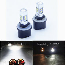 2x 100W 6000K CREE LED HEADLIGHT BULB FOR ARCTIC CAT 250 300 400 500 650