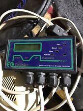 Eco Technics c02 Controller & Regulator