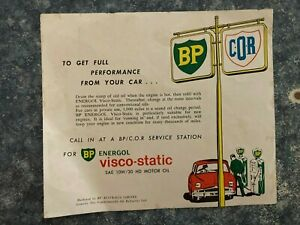 BP Energol - Visco-Static Pamplet