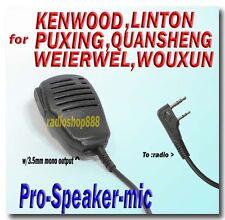 41-22K Speaker-mic for Kenwood VEV-3288S LT-3288 PX-777 KG-UVD1P PX888K