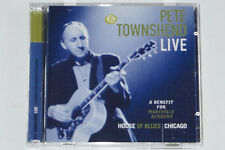 PETE TOWNSHEND -Live: A Benefit For Maryville Academy- CD near mint