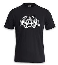 Shirt muay thai boxing intergalactico Fighting MMA Mixed Martial Arts boxeo nuevo deporte