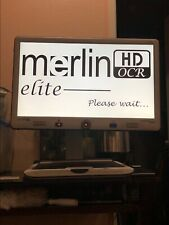 Merlin Elite HD Video Magnifier - HD with OCR