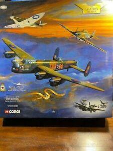 Corgi AA32602 1:72  Battle Of Britain Memorial Flight Limited Edition Mint