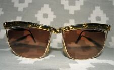098b345bbda6 CHRISTIAN DIOR  2552 Vintage Metal Eyeglasses~ 90 59    14~ EYEBROW Gold