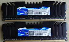 G.SKILL 16 GB (2 Stück je 8 GB) PC3-19200 DDR3-2400 DDR3 SDRAM 2400 Mhz