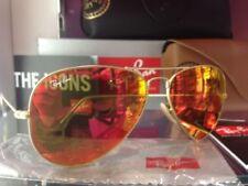 Occhiali da sole da donna con lenti in rosso con tecnologia lenti antiriflesso 100% UV