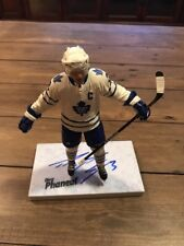 Signed Dion Phaneuf  Mcfarlane  NHL  Series 27 Variant 187/2000 Figure Autograph