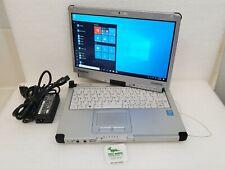 Panasonic Toughbook CF-C2 MK2 TouchScreen i5-4300U 8GB RAM 128GB SSD Win10 Pro