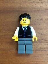 Lego City Minifig - Business Man