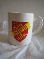 "Hallmark ""The Man the Myth the Legend� 6.5"" Giant Coffee Mug - Collectible"