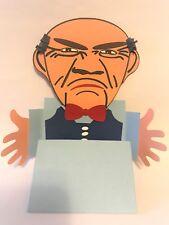 Christmas or Birthday Handmade Gift Card Holders - Jeff Dunham's Walter