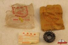 A1 74 75 76 MT125 125 ELSINORE NOS TOP GEAR ON COUNTER SHAFT OEM # 23491-361-000