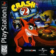 Crash Bandicoot 2 Cortex Strikes Back - PS1 PS2 Complete