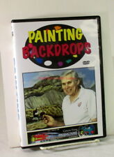 DVD~Painting Backdrops~1994~Greg Gray~Any Scale/Modeling Venue