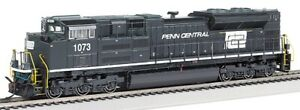 HO - PENN CENTRAL Diesel Engine DCC w/Sound - MSRP $329 - BAC-66007 A-56