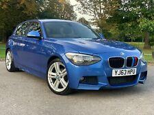 2013 BMW 1 SERIES 2.0 116D M SPORT MANUAL DIESEL 5DR **NO RESERVE**