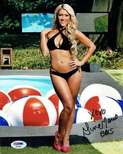 Gina Marie Zimmerman Signed Big Brother Authentic Autographed 8x10 Photo COA