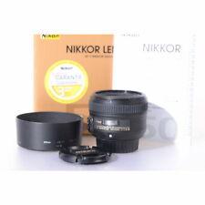 Nikon AFS 50mm 1:1.8G - JAA015DA - AF-S Nikkor 1,8/50 G Standardobjektiv
