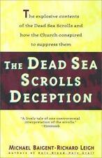 Dead Sea Scrolls Deception, Michael Baigent, 0671797972, Book, Good
